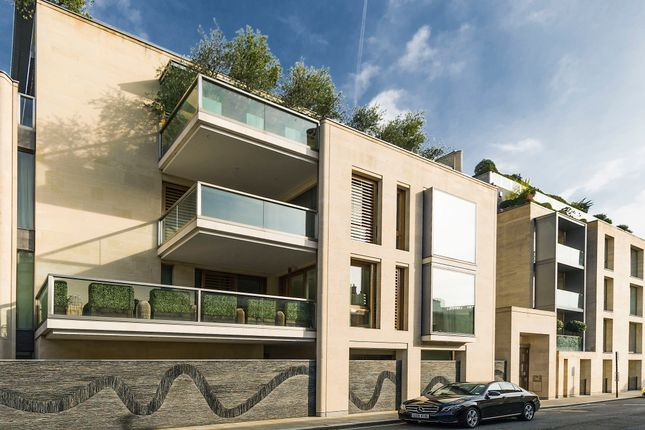 Thumbnail Flat for sale in 10 Montrose Place, London