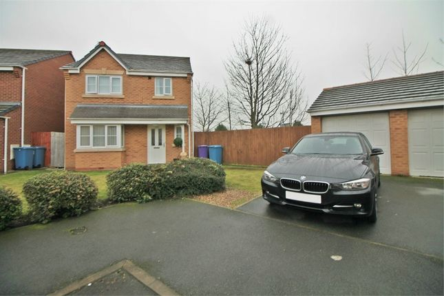 Thumbnail Detached house for sale in Papillon Drive, Liverpool, Merseyside