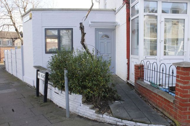 Thumbnail End terrace house for sale in Perth Road, London