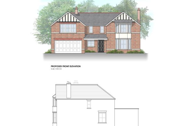 Thumbnail Detached house for sale in Chobham Road, Sunningdale, Berkshire