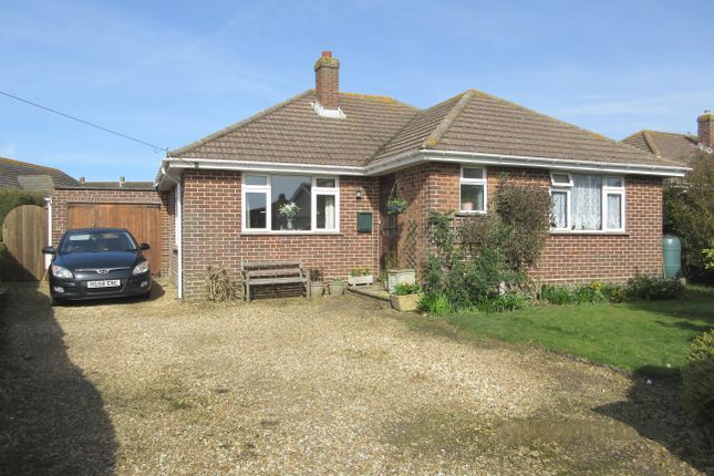 Thumbnail Bungalow for sale in Carrington Close, Milford On Sea