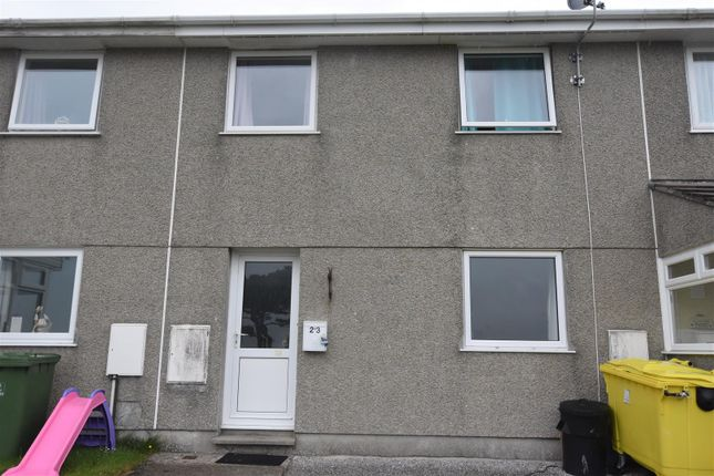 Thumbnail 2 bed terraced house for sale in Penhale Estate, Redruth