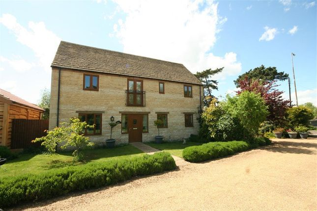 Thumbnail Detached house to rent in Red House Paddock, Tallington, Stamford
