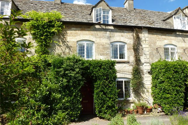 Thumbnail Terraced house to rent in Park Terrace, Windmill Road, Minchinhampton, Stroud