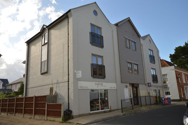Thumbnail Flat for sale in Darkhouse Lane, Rowhedge, Colchester