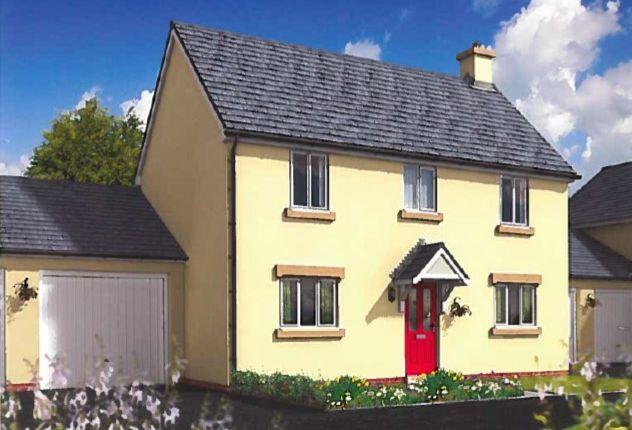 Thumbnail Link-detached house for sale in Deer Park, Westward Ho