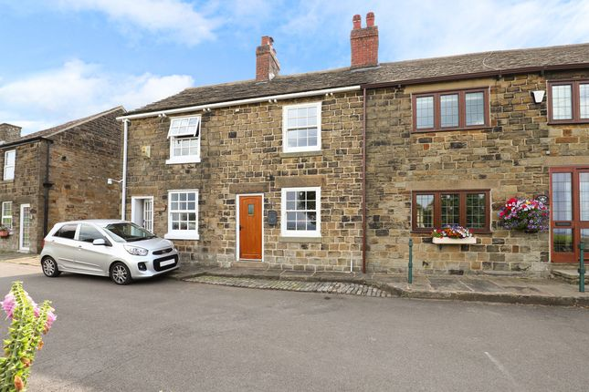 2 bed terraced house for sale in Pratthall, Cutthorpe, Chesterfield S42