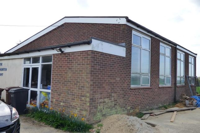 Thumbnail Detached house for sale in Salvation Army Building, Barrack Road, Mashbury, Essex