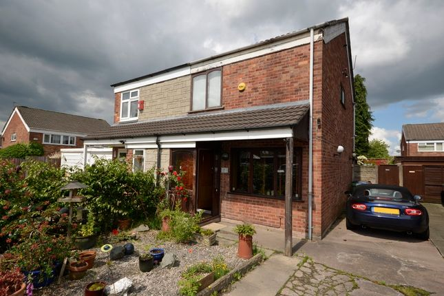Thumbnail Semi-detached house for sale in Winchester Avenue, Astley, Tyldesley, Manchester
