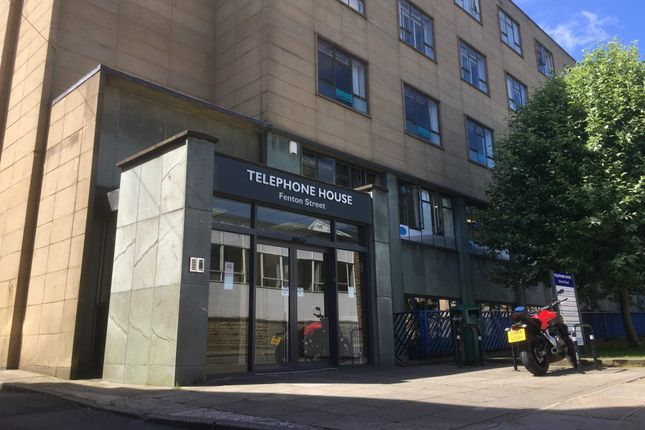 Thumbnail Office for sale in Telephone House, Fenton Street, Lancaster