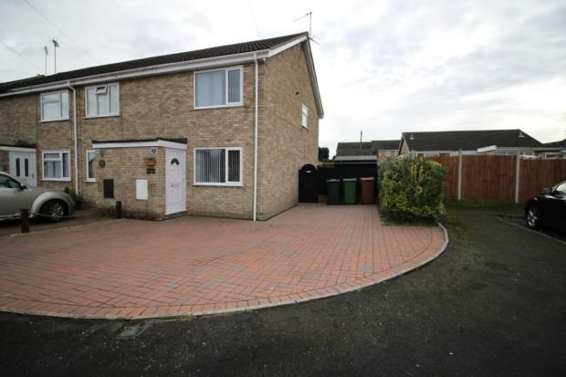 2 bed property to rent in Norman Way, Irchester NN29