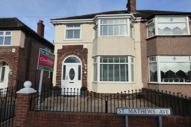 Thumbnail Property for sale in St Mathews Avenue, Liverpool, Merseyside