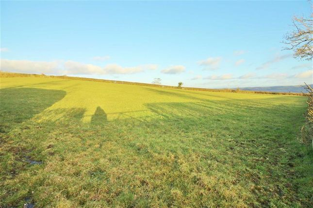 Thumbnail Farm for sale in Land At Tirbrwnt, Caersws, Powys