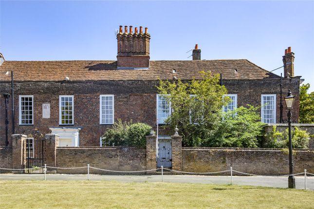 Exterior of The Wardrobe, Old Palace Yard, Richmond, Surrey TW9