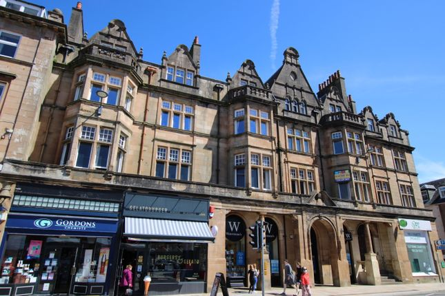 Thumbnail Duplex for sale in Royal Bank House, Stevenson Street, Oban