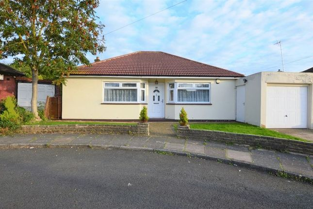Thumbnail Detached bungalow for sale in Ledway Drive, Wembley