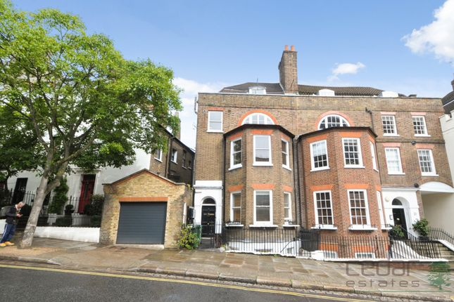 Thumbnail Flat to rent in Pond Street, London