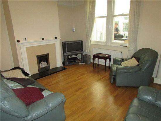 Lounge of Braddon Street, Preston PR1