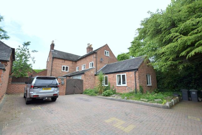 Thumbnail Detached house for sale in Church Lane, Cossall, Nottingham