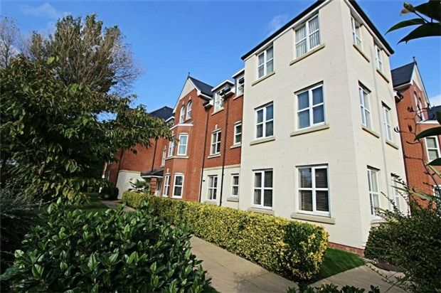 Thumbnail Flat for sale in Woodlands View, Lytham St. Annes