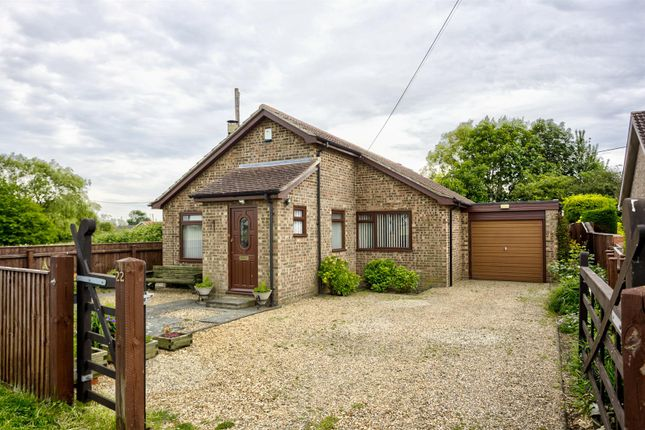 Thumbnail Detached bungalow for sale in East Fen Common, Soham, Ely