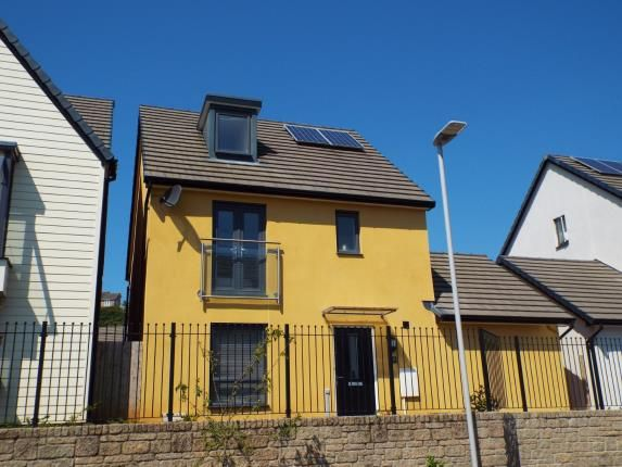Thumbnail Detached house for sale in Plymstock, Devon