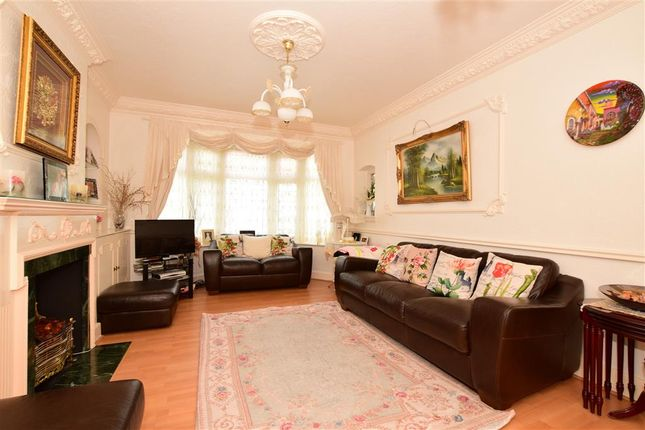 Thumbnail Semi-detached house for sale in Dellwood Gardens, Ilford, Essex