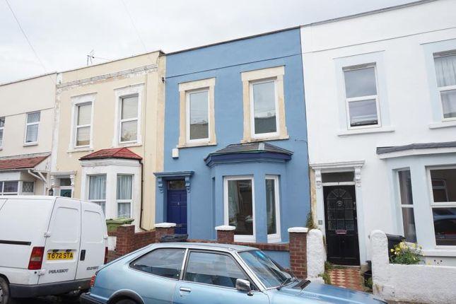 Thumbnail Terraced house to rent in Oak Road, Horfield, Bristol