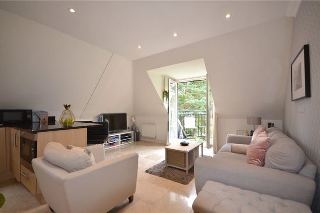 Living Room of Wellington Mansions, Ardwell Close, Crowthorne RG45