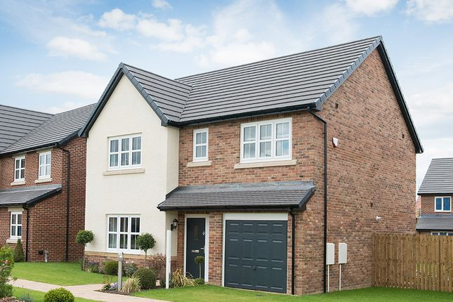 """Thumbnail Detached house for sale in """"Harrison"""" at Thirsk Road, Kirklevington, Yarm"""