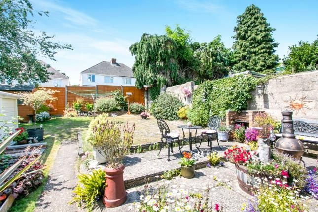 Garden of Connaught Crescent, Parkstone, Poole BH12