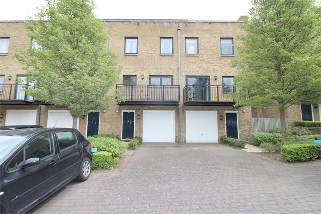 Thumbnail Town house for sale in College Road, Chatham, Kent.