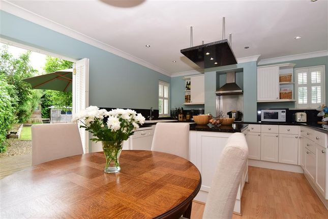 Thumbnail Semi-detached house for sale in Hurtis Hill, Crowborough, East Sussex