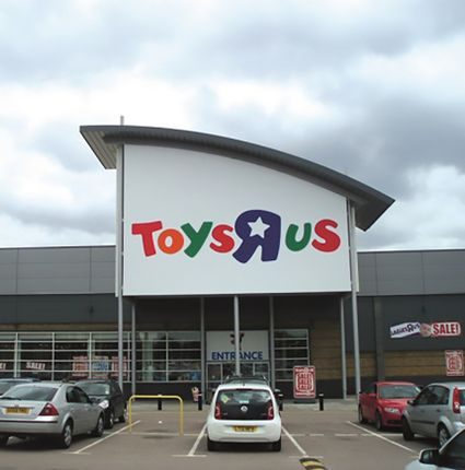 Thumbnail Retail premises for sale in Enfield Retail Park, Enfield