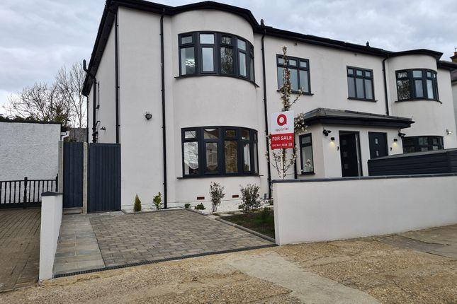Thumbnail Semi-detached house for sale in Eton Avenue, Wembley, London