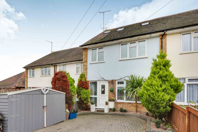 Thumbnail Terraced house for sale in Eastwood Old Road, Leigh-On-Sea, Essex