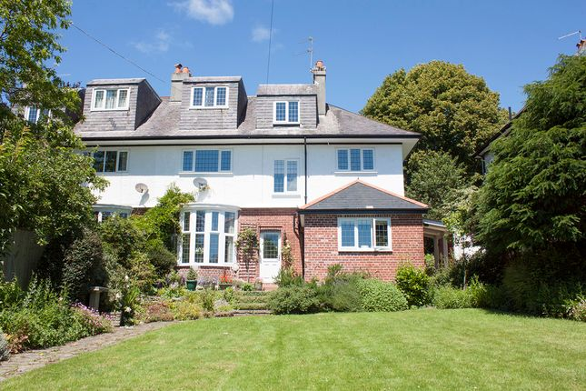Thumbnail Semi-detached house for sale in Whiteford Road, Mannamead, Plymouth