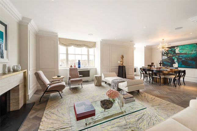 Thumbnail Flat for sale in Prince Edward Mansions, Moscow Road, Westbourne Grove, London