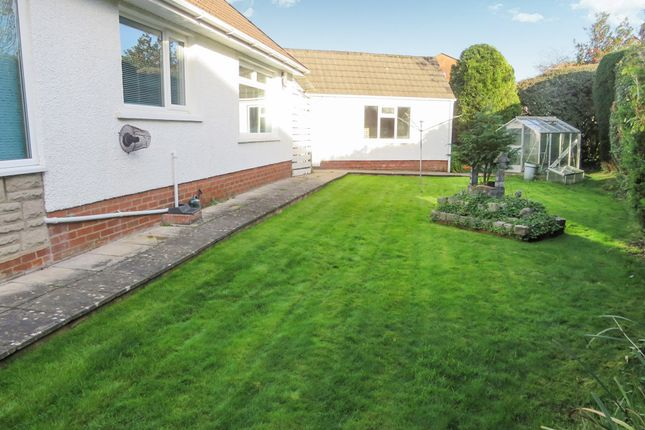 Thumbnail Detached bungalow for sale in Clos-Yr-Aer, Cardiff