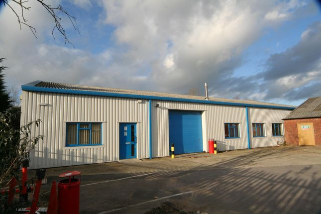 Thumbnail Industrial for sale in Unit 7 William Street, Porte Marsh Industrial Estate, Calne