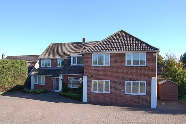 Thumbnail Detached house for sale in Moniton Estate, West Ham Lane, Basingstoke