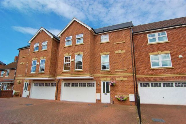 Thumbnail Town house for sale in Galloway Green, Congleton