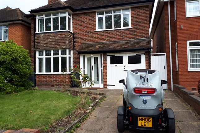 Thumbnail Semi-detached house to rent in The Hurst, Moseley, Birmingham
