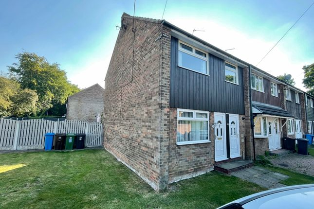 3 bed terraced house for sale in Mawfa Crescent, Sheffield S14