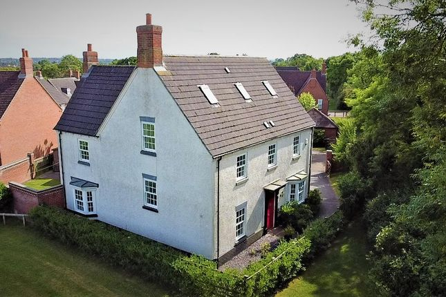 Thumbnail Detached house for sale in Ruskin Field, Anstey, Leicester