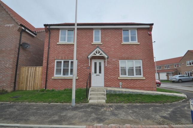 Thumbnail Detached house for sale in Bounty Drive, Kingswood, Hull