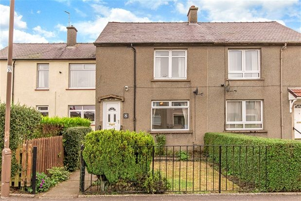 Thumbnail Terraced house for sale in North Road, Fauldhouse, Fauldhouse