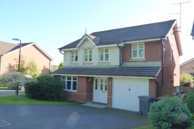 Thumbnail Detached house to rent in Knightsbridge Court, Prenton