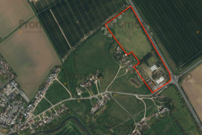 Thumbnail Land for sale in Land At 67 East Fen Common, Soham, Cambs