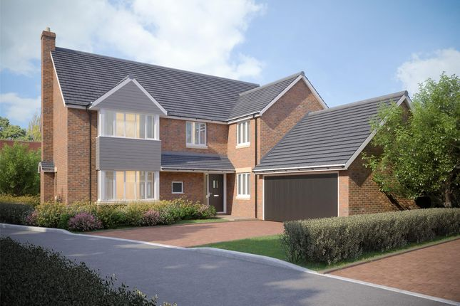 Thumbnail Detached house for sale in Hatterswood Phase 2, Tanhouse Lane, Yate, Bristol